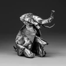 black origami jlin