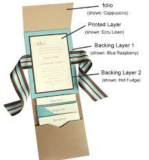 diy pocket invitations diy pocket wedding invitations gangcraft net