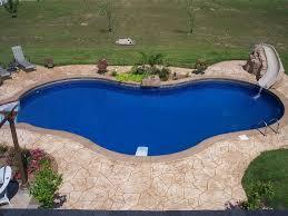 empire concrete designs new pool deck and raised patio loversiq
