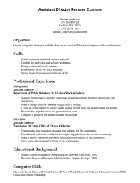 cover letters for resumes exles cover letter resume exles skills and abilities resume skills