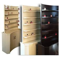 beauty salon furniture nail polish display model vs polish stand