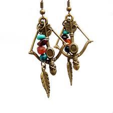 earrings world world of warcraft jewelry s bow bronze earrings geeky