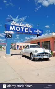 Classic Motel Blue Swallow Motel Stock Photos U0026 Blue Swallow Motel Stock Images