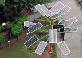powered trees more energy with drastically less space