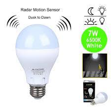light sensor light bulbs motion sensor light outdoor dusk to dawn led bulb 100 watt
