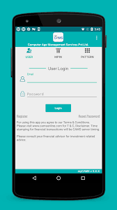 login services apk mycams fund app 4 1 4 apk android finance apps