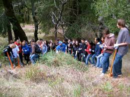trips for high school graduates 100 students visit mt tam watershed on field trips of