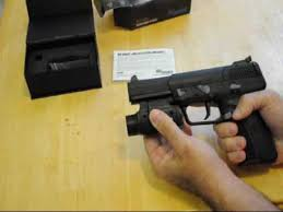 tactical light and laser sig sauer stl 900l tactical light laser review youtube