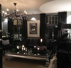 Occult Home Decor Luxury Gothic Living Room Modern Gothic Glam Www Bocadolobo