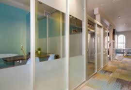 glass walls cubicle enclosures u0026 office cubicles commercial