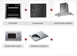 pack electromenager cuisine liste électroménager 13 tlemcen cuisine