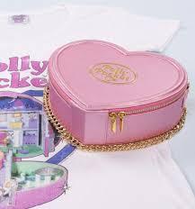 truffle shuffle polly pocket purse popsugar love u0026