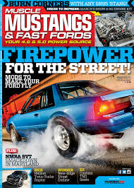 mustangs fast fords archived posts of published work wes duenkel motorsport photography