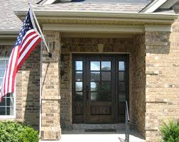 Front Exterior Doors For Homes Doors By Decora Craftsman Collection Dbyd4045