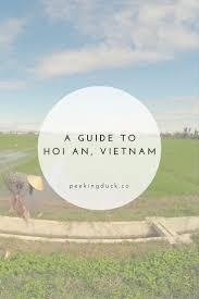 exploring hoi an vietnam