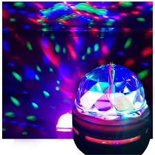 led disco bulb disco light dj light for s chrystal