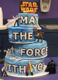 a vs evil wars dessert awesome inspired cakes worthy of an oscar wars a cake