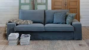 housse canapé kivik bemz relooke les meubles ikea pour un style industriel meubles