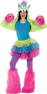 boo halloween costume from monsters inc uggsy monster tween costume tween costumes monster costumes and