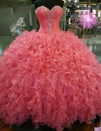 coral quince dresses quinceanera dresses cheap quinceanera gown vestidos de 15 anos