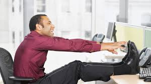 Exercise At Desk Job Exercises That Can Be Done While Sitting At Desk Daily Times
