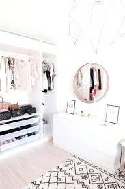 wardrobe ikea stolmen closet ideas minimalist walk in closet