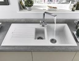 White Granite Kitchen Sink Lamona White Granite Composite 1 5 Bowl Sink Kitchen Pinterest