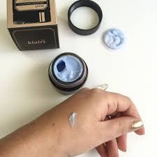 klairs midnight blue calming cream currently testing u0026 first