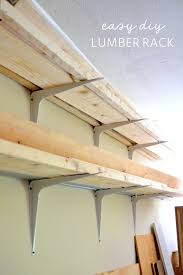Mobile Lumber Storage Rack Plans by Best 25 Lumber Rack Ideas On Pinterest Wood Storage Rack