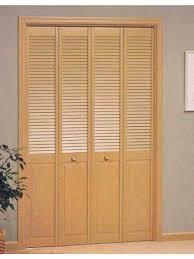 Vented Bifold Closet Doors Custom Bifold Doors Pilotproject Org