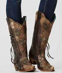 womens corral boots size 11 s corral boots buckle