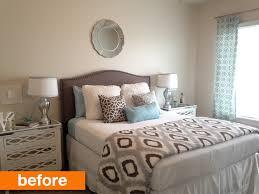 Diy Apartment Ideas Before U0026amp After A Cheap Quick Diy Wall Treatment Idea For