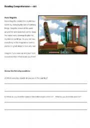 We Eat Dinner In The Bathtub English Teaching Worksheets Reading Comprehension