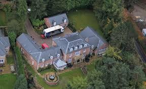 wayne rooney starts work on 20 mega mansion
