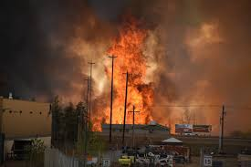 Wildfire Country Club Canada by Canada Wildfires Spread In Oil Sands Region Wsj