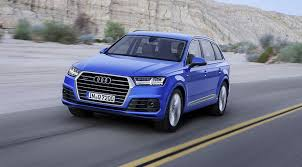 audi 2015 q7 audi q7 2015 unveiled smaller lighter and more estate like by