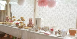 kitchen tea party ideas kitchen utopia a first birthday tea party the decorations