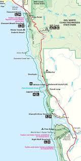 california map national parks northern california exploring the redwood coast