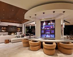 bar stylish basement ideas for small spaces lighting installment