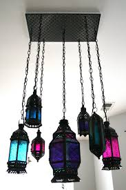 Moroccan Style Chandelier Indie Fashion And Beauty Diy Moroccan Lantern Chandelier