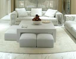 Grey Ottoman Coffee Table Gray Ottoman Storage Intuitivewellness Co