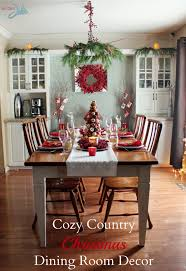 dining room christmas decor christmas decorations for dining room chandelier thesecretconsul