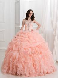 quinceanera dresses with straps dramatic gown straps beading ups quinceanera dress