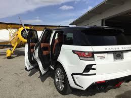 chrome range rover sport larte design releases range rover sport winner