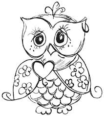 Free Owl Coloring Pages Ideas About Owl Coloring Pages On Coloring Owl Coloring Ideas