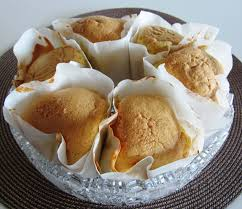 sponge cake in paper cone fae u0027s twist u0026 tango