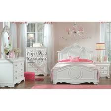 Jessica White Traditional Piece Full Bedroom Set RC Willey - Bedroom sets at rc willey