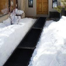 heated outdoor walkway mat dr power equipment