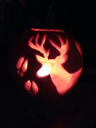 Minnie Mouse Pumpkin Carving Ideas by Diy Deer Silhouette Pumpkin Carving Other Holiday Ideas