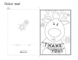 christmas card coloring pages 14 best images of free printable thank you coloring pages free